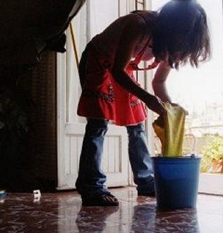 Una empleada domestica no es una esclava es un a persona for Contrato para empleada domestica