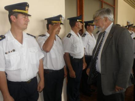 EN CUANTO A LA SITUACIÓN DE CAMBIO DE MINISTRO TODO SIGUE IGUAL SR. BONOMI