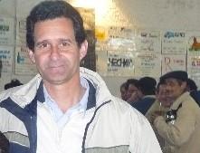 DIPUTADO GUSTAVO ESPINOSA LE PIDO QUE REALICE ALGO POR LA INSEGURIDAD, DEJE LA CELESTE QUE JUAN PUEBLO SE OCUPE