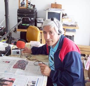 VOLVIMOS A LA RADIO DEL SAUCE FM.88.7 SUEÑOS