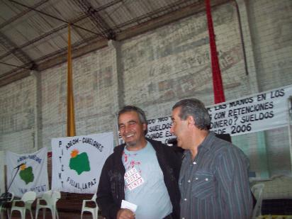 UNOS 2000 FUNCIONARIOS MUNICIPALES CANARIOS VUELVEN A CREER EN ADEOM.