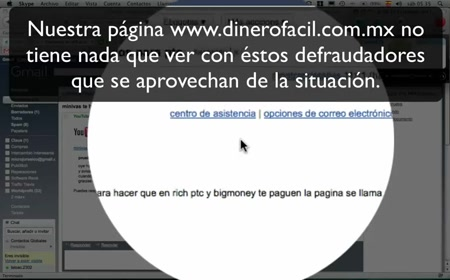 INTERNET NIDO DE INCAUTOS DONDE LE VENDEN UN TRANVÍA Y SI TODAVIA  DESEA MÁS UN BUZON.