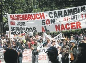 LA UNION HACE LA FUERZA Y USTEDES LOS MUNICIPALES DE CANELONES ESTÁN MUY DESUNIDOS.